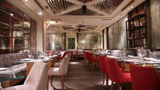 imagen Restaurante Fortuny en Madrid