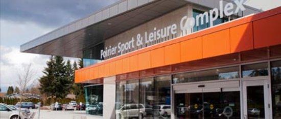 Poirier Sport & Leisure Complex Front Entrance