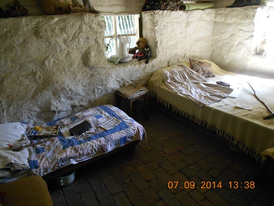 Blists Hill Victorian Town : Annual Passport Ticket: sleeping arrangements so many years ago