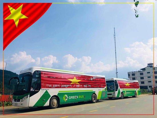 Green Bus Sapa