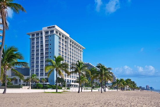 The Westin Fort Lauderdale Beach Resort Hotel