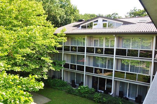 Fletcher Hotel-Restaurant Jan van Scorel: Exterior