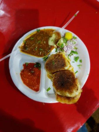 Craving for pav bhaji?