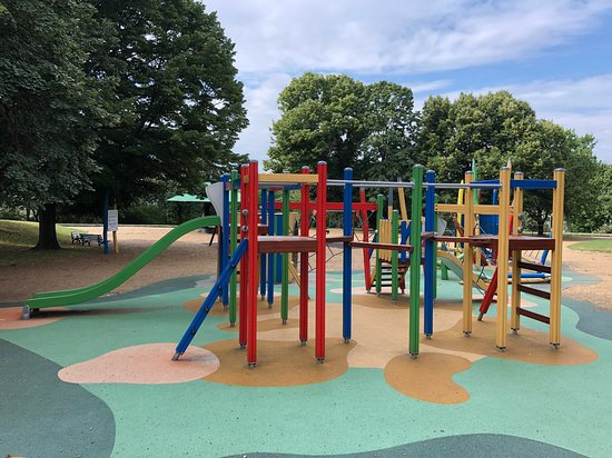 Cerka-firka Playground