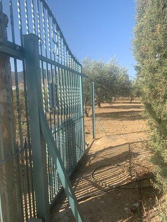 Villa del Rey, Spania: Gates at the villa