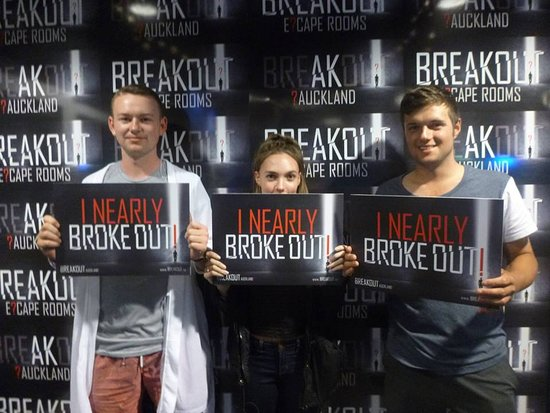 Breakout Auckland