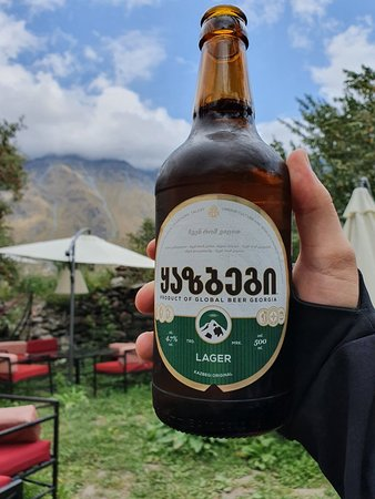 Best place in Kazbegi !