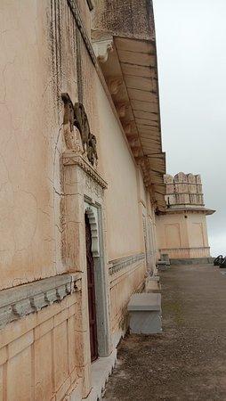 Kumbhalgarh, Ấn Độ: Inside the fort