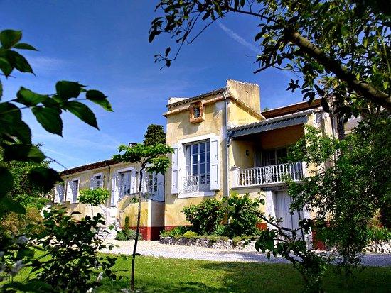 Moussoulens, France : la demeure