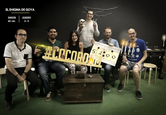 Coco Room Sevilla Escape Room
