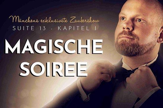 Suite 13 - Münchens geheimnisvollste Show