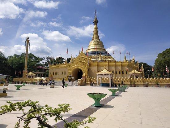 Berastagi Adventure: Lumbini Buddhis Temple