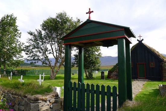 Fotografia de Víðimýrarkirkja Church