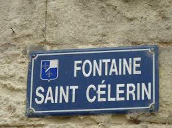 Fontaine St Cellerin du XVI eme