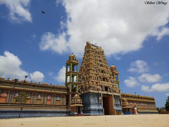 Point Pedro, Шри-Ланка: Alvar Hindu Temple - Sri Lanka