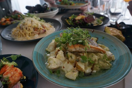 Wiigi Kohvik : Delicious seafood restaurant and reasonably priced