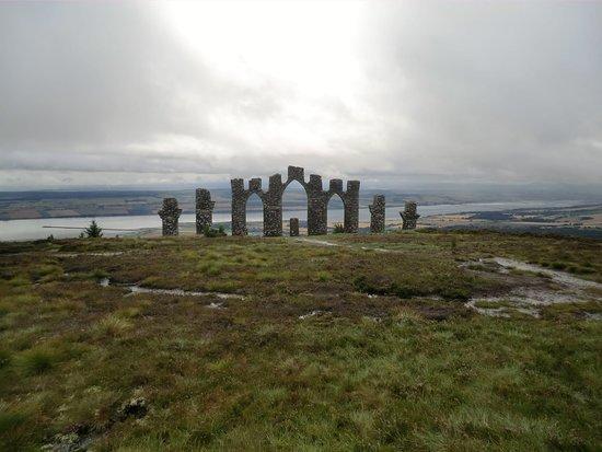 Fyrish Monument – fotografia