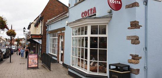 Costa Coffee Thornbury 31 33 High St Updated 2020