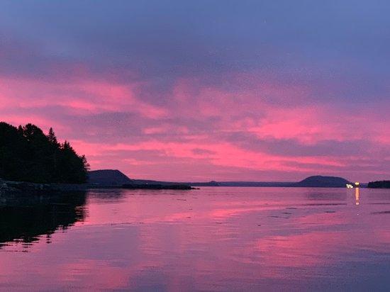 Robbinston, ME: Sunrise!