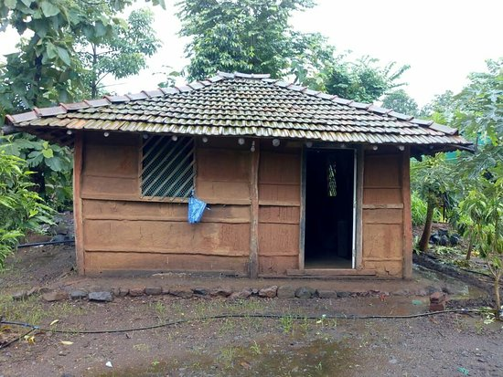 Palghar  District, India: This is a one Guntha cottage