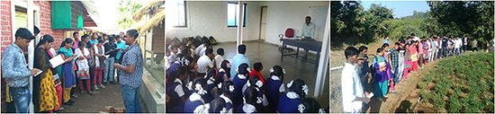 Palghar  District, India: Programmes we conduct