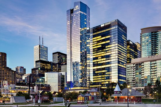 Review of Delta Hotels by Marriott Toronto, Toronto