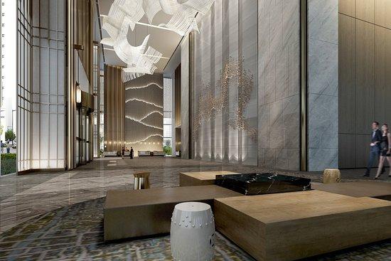 Zhangjiagang, Chiny: Lobby