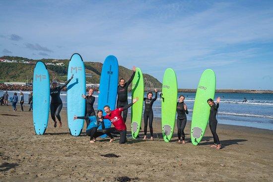 Wellington Surf Lessons