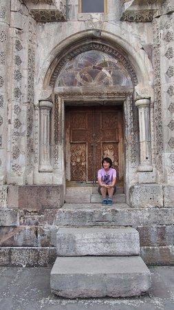 Aghdara, Aserbajdsjan: door