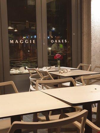 Restaurant Maggie Oakes: Maggie Oakes Brasserie