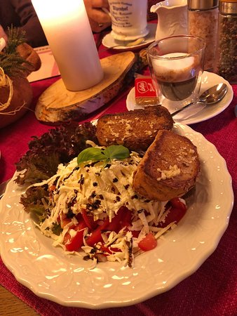 Markneukirchen, Németország: Restaurant Alpenhof