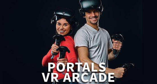 Portals VR Arcade
