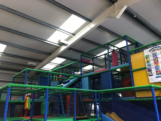 Scallywags Party & Play Centre
