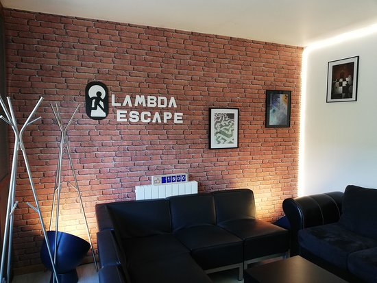 Lambda Escape Game (St Louis)