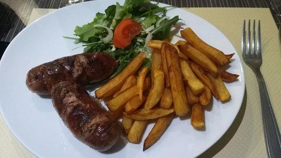Septemes-les-Vallons, Francia: De très bons plats.