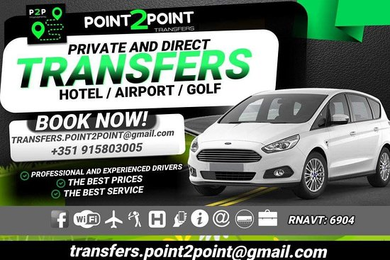 ‪Point2Point Private Transfers‬