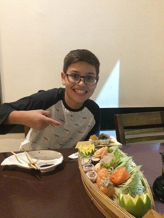 Tenshi Sushi Boteco: !