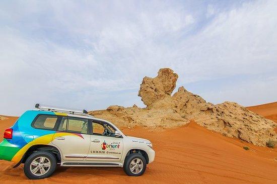 4x4 Hatta Safari til Fossil Rock...