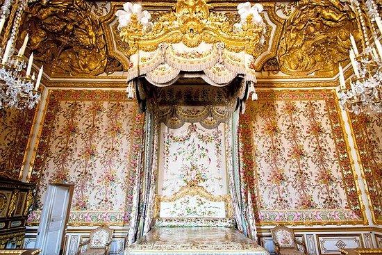 Exclusivo de Viator: Palacio de Versalles Trianon de María Antonieta desde París: Viator Exclusive: Versailles Palace and Marie-Antoinette's Trianon from Paris