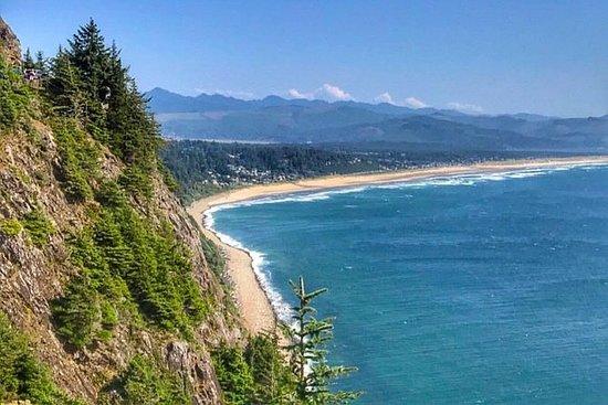 オレゴン州の海岸を巡る日帰りツアー:キャノン・ビーチとヘイスタックロック