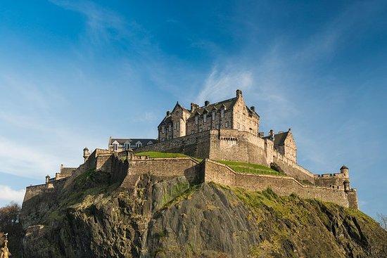 Adgangsbillet til Edinburgh Castle
