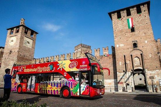 Hopp-på-hopp-av-tur i Verona