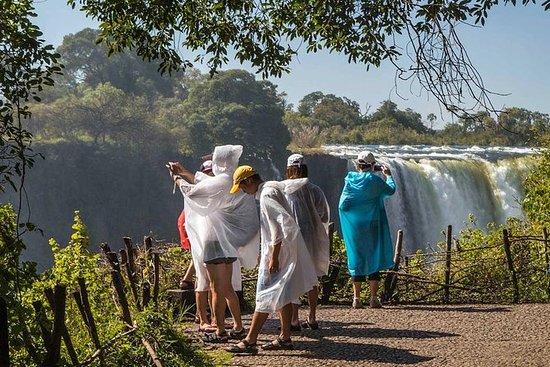 5-dagers Victoria Falls og Chobe Tour...