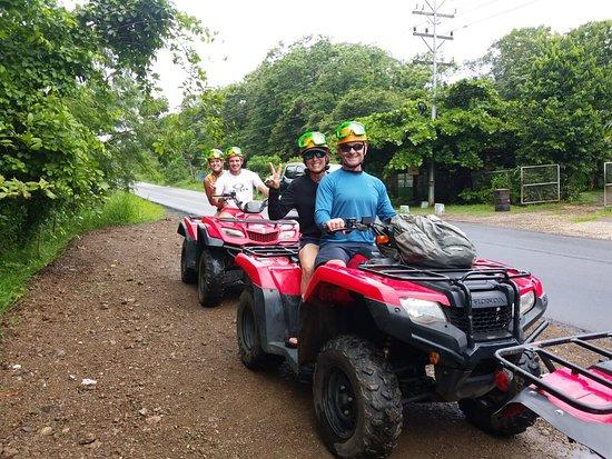 Brasilito, Costa Rica: santanatours un gran lugar