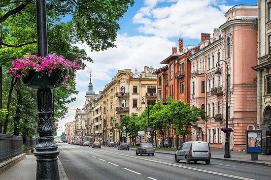 Tour panoramico privato di 3 ore a San Pietroburgo