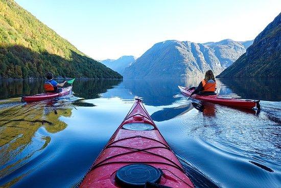 Fjord Paddle i Hellesylt - Halv Dag...
