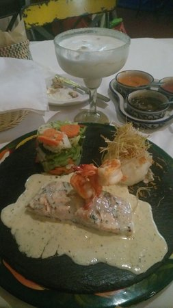 San Miguelito: Salmon