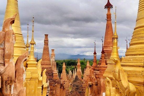Oppdag landsbyene og pagodene i det...