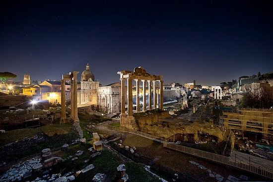 Rome By Night-rondleiding