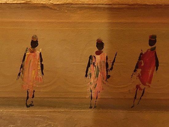 Savana Ristorante Eritreo Φωτογραφία